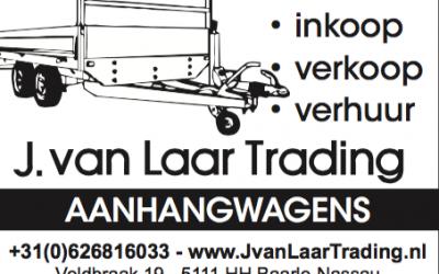 Aanhangwagen kopen Aanhangwagen huren Aanhangwagen leasen Actieprijzen