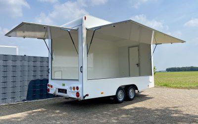 Verkoopwagen kopen? Wij leveren deze mooie nieuwe verkoopwagens tegen zeer scherpe prijzen!