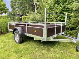 Weytens XL-750kg-ongeremde-bakwagen