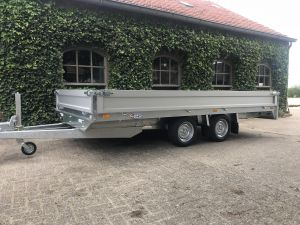 Saris PL-2027-MultiTransporter-Plateauwagen