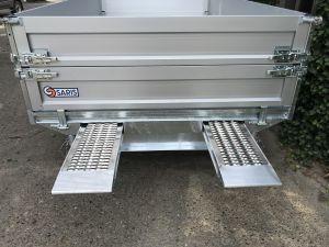 Saris PKL-40E-Alle-opties---3.5-ton-Kipper