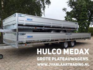 Hulco Medax-XXL-+-Rijplaten-+-Huif