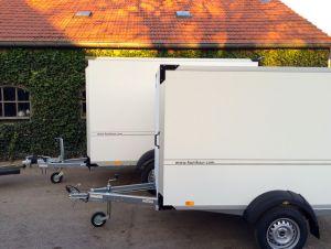 Humbaur Gesloten-aanhangwagen