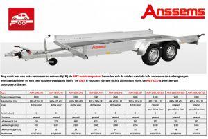 Anssems AMT-1300-ECO-Lichte-Autoambulance