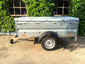 Humbaur Bagagewagen
