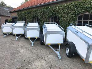 Twins Trailers Bagagewagen.