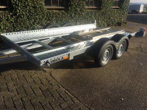 Humbaur Imola-Autotransporter-Autoambulance