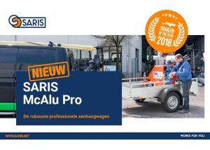 Saris DV-75-McAlu-Pro-255cm-x-133cm-ACTIE