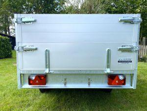 BW-Trailers Plateauwagen-B-rijbewijs