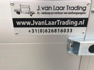 Anssems PLTT-Plateauwagen-ACTIEPRIJS!